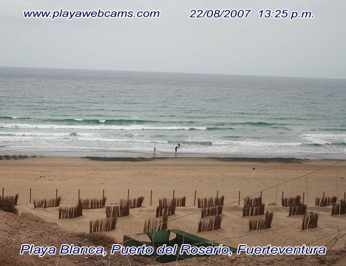 Webcam Playa Blanca, Fuerteventura