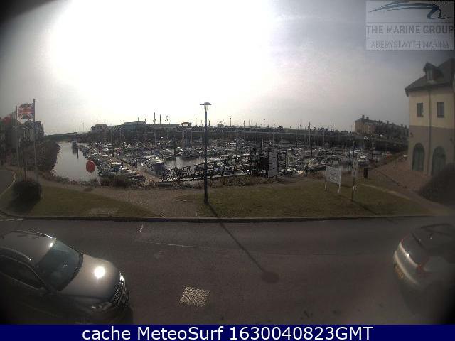 webcam Aberystwyth Dyfed