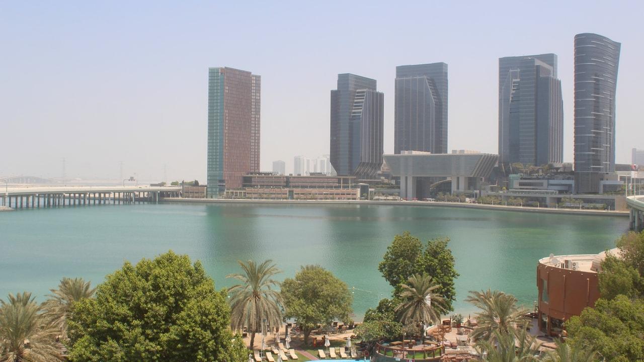 webcam Abu Dhabi Hotel Abu Dhabi
