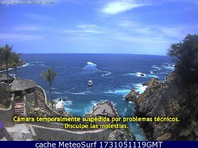 webcam Quebrada Acapulco Acapulco de Juárez