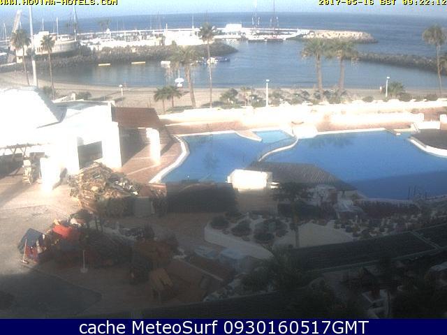 webcam Fanabe Hotel Santa Cruz de Tenerife