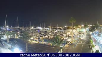 webcam Puerto Colon Santa Cruz de Tenerife
