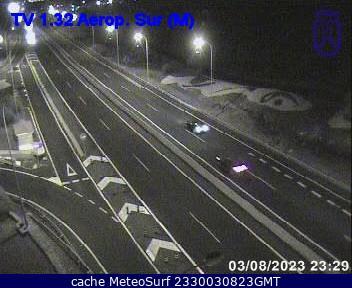 webcam Aeropuerto Tenerife Sur Santa Cruz de Tenerife