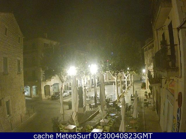 webcam Alaró Islas Baleares