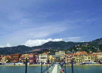 webcam Alassio Savona