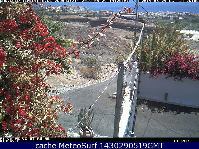 webcam Alcala Playa Las Americas Santa Cruz de Tenerife