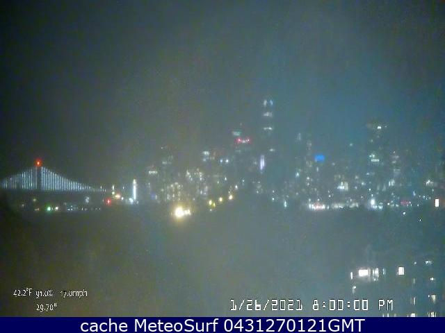 webcam Alcatraz San Francisco