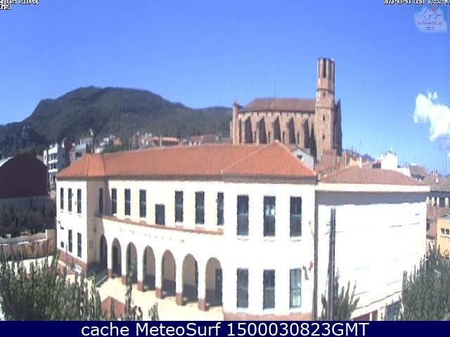 webcam Alcover Tarragona