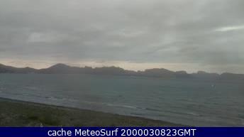 webcam Alcudia Islas Baleares
