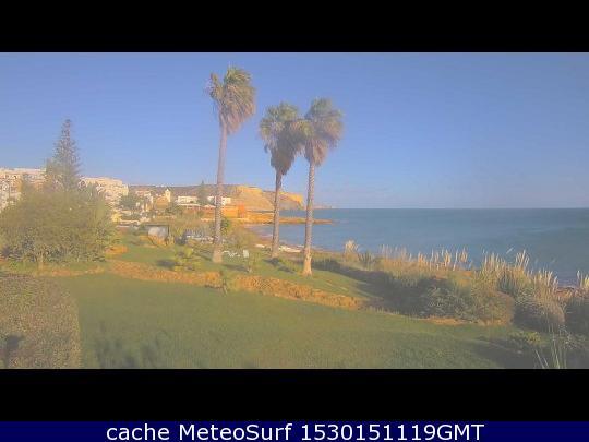 webcam Praia da Luz  Lagos Faro