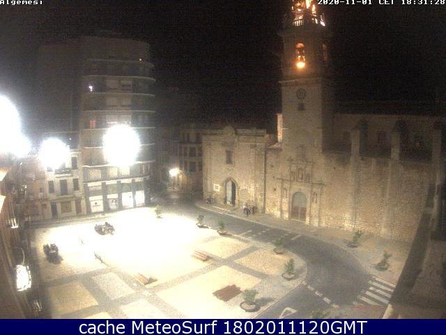 webcam Algemesí Valencia