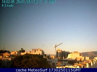 webcam Almeria Almeria