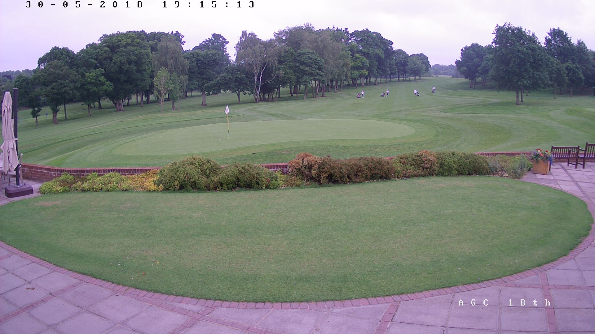 webcam Alresford Golf South East