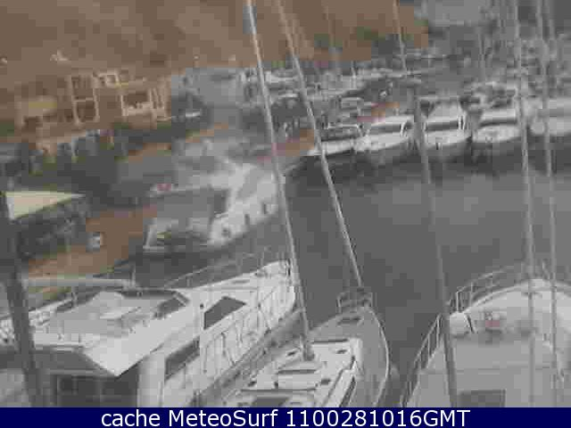 webcam Altea Marina Greenwich Alicante