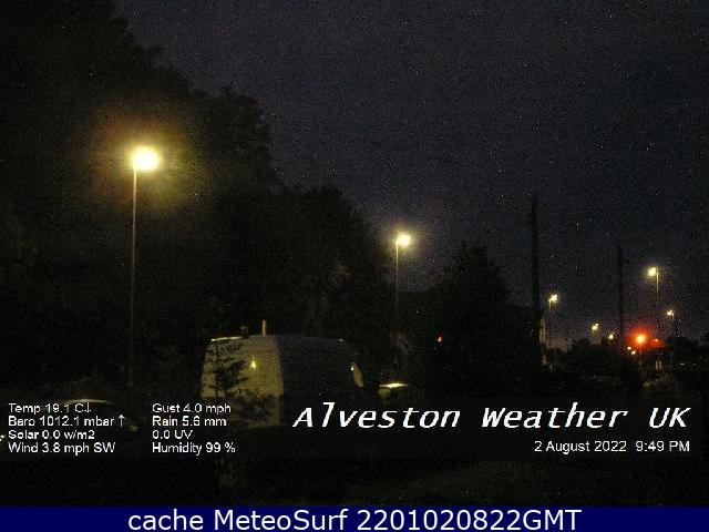 webcam Alveston South West