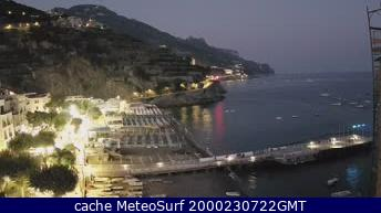 webcam Minori Salerno
