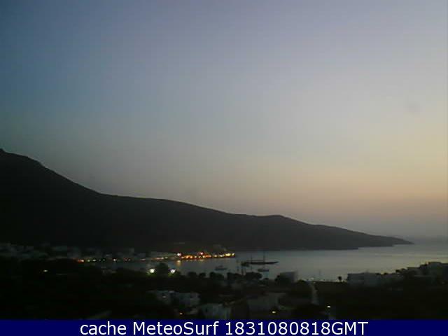 webcam Katapola Amorgos Amorgos