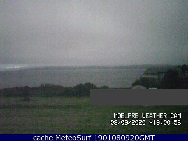 webcam Moelfre Island of Anglesey