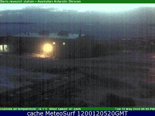 webcam Davis Station Princess Elizabeth Land