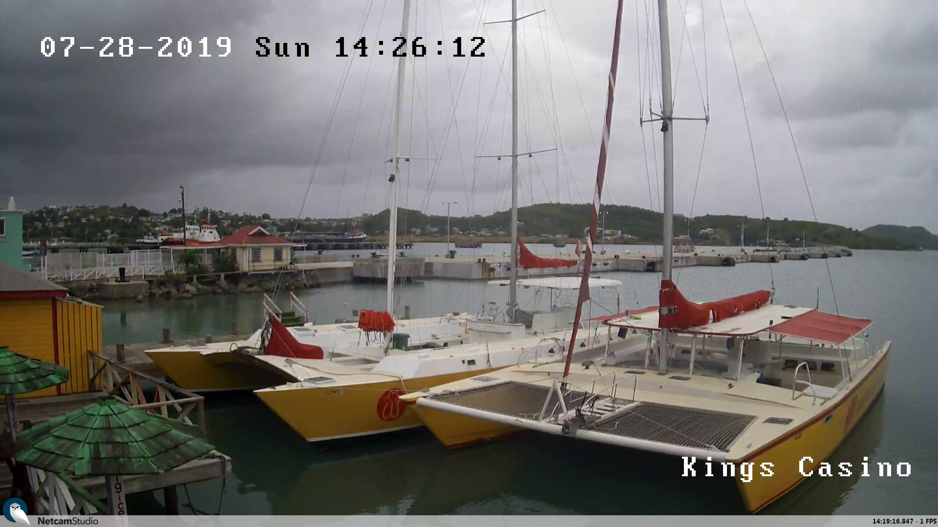 webcam Antigua Saint Phillip