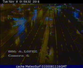 webcam Antonio Lopez Santander Cantabria