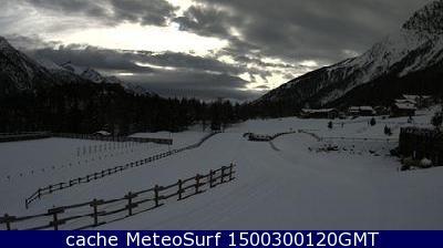 webcam Bionaz Valle d Aosta