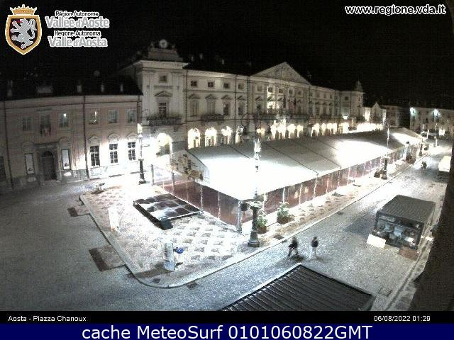 webcam Aosta Valle d Aosta