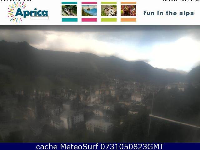 webcam Aprica Sondrio