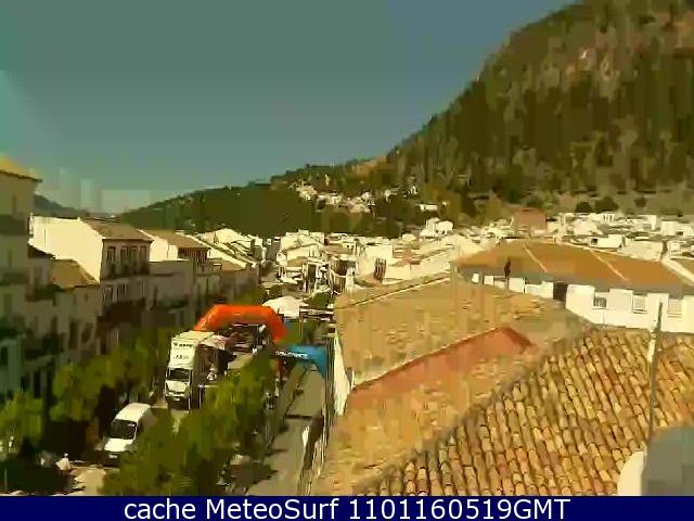 webcam Arcos de la Frontera Cadiz