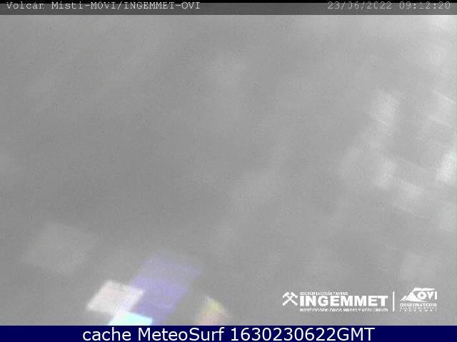 webcam Misti Volcano Arequipa