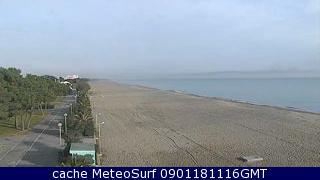 webcam Argeles-sur-Mer Pyrénées Orientales