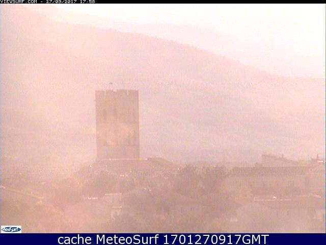 webcam Argeles Pyrénées Orientales
