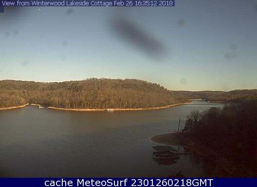 webcam Beaver Lake Carroll