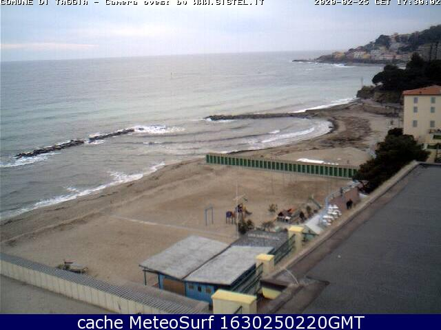 webcam Arma di Taggia Imperia