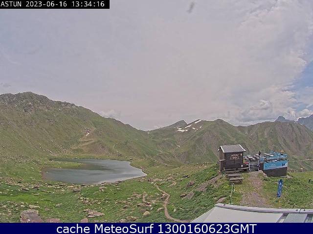 webcam Astun Esqui Huesca