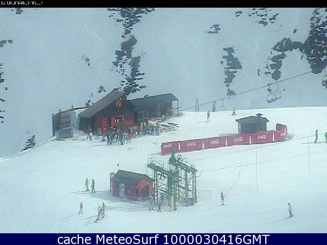 webcam Astun Ski Huesca