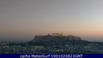 webcam Plaka Atenas Central Athens