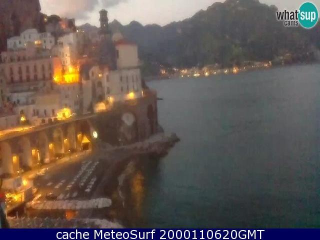 webcam Atrani Salerno