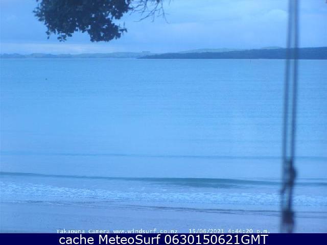 webcam Takapuna Auckland