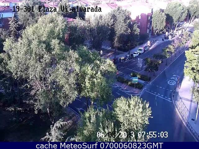 webcam Autopista A3 Antorcha Ciudad de Madrid