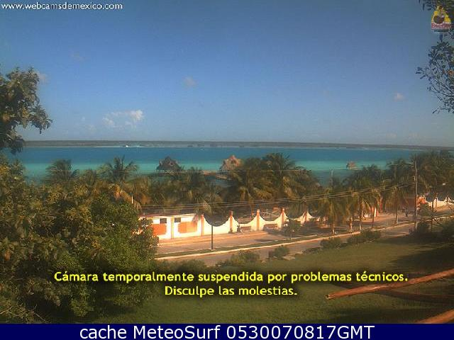 webcam Bacalar Bacalar