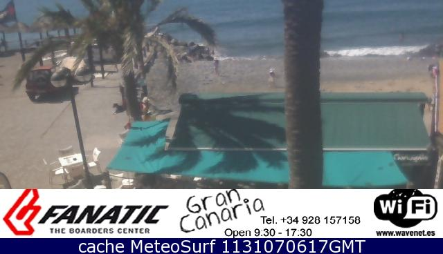 webcam Club Mistral Bahia Feliz Las Palmas