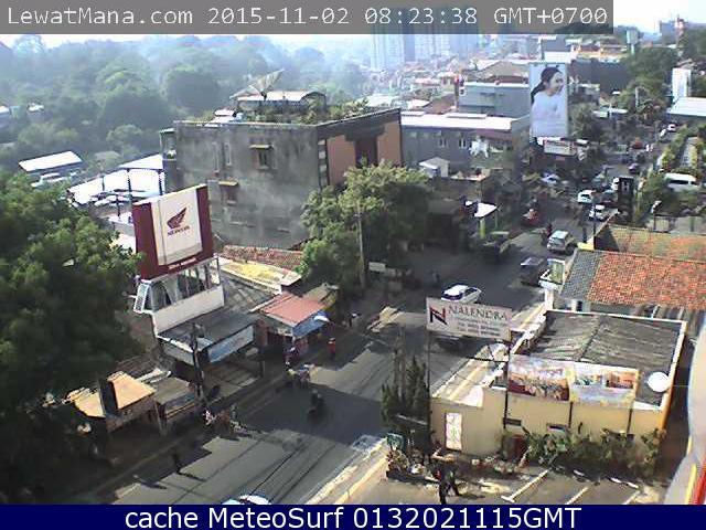 webcam Bandung Java Barat