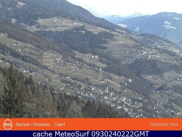 webcam Barbian Bolzano