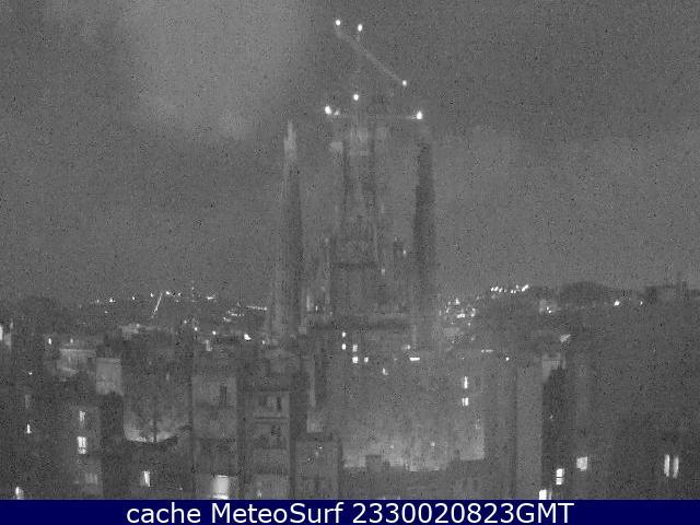 webcam Barcelona Sagrada Familia Barcelona
