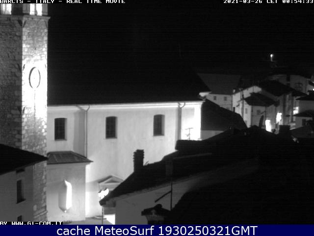 webcam Barcis Pordenone
