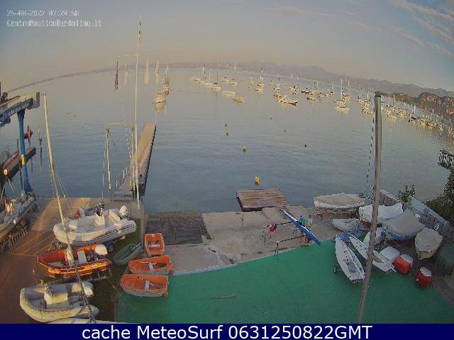 webcam Bardolino Garda Verona