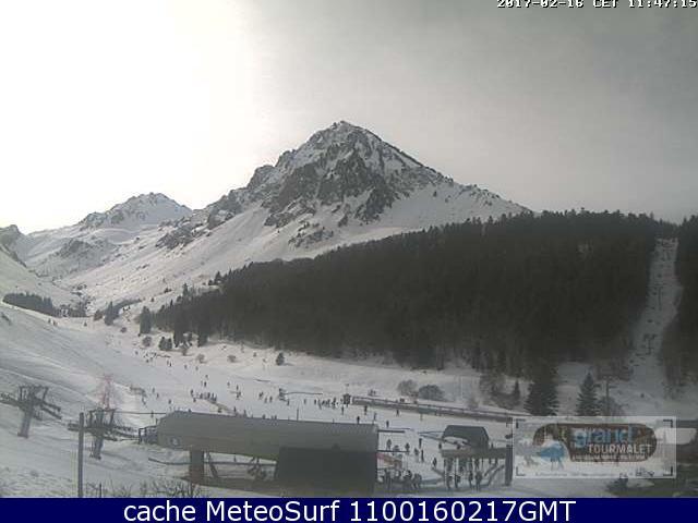 webcam Barèges Ski Hautes Pyrénées