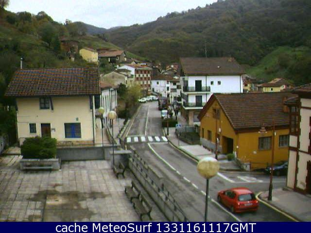 webcam Bárzana Oviedo