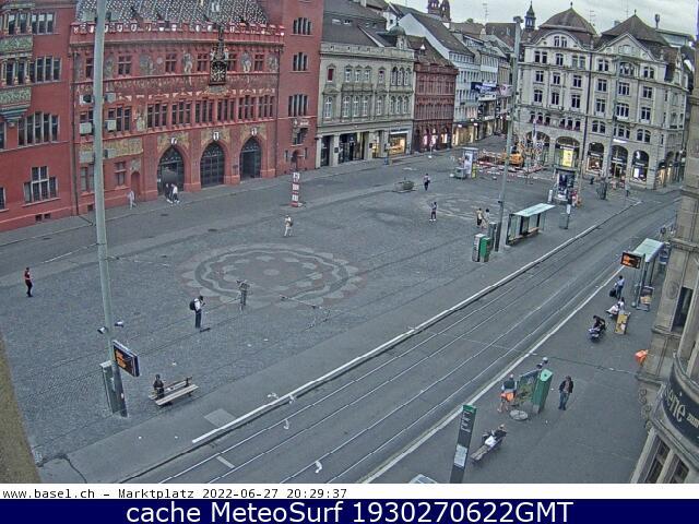 webcam Basilea